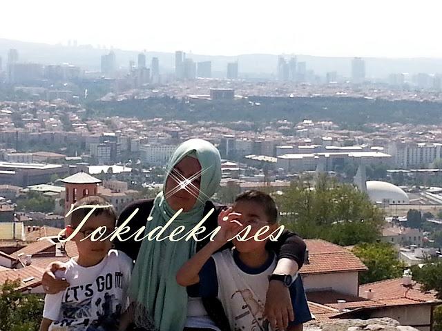 Ankara Kalesi Gezisi