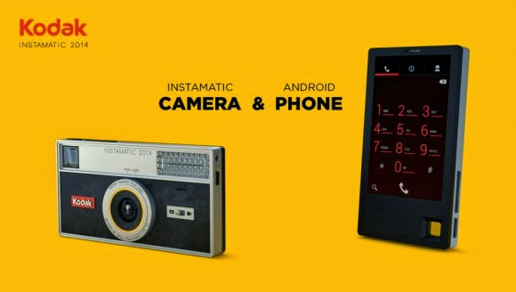 Kodak camera, Kodak Android smartphone, Kodak Instamatic camera, Kodak legend, Kodak rumors, new Android smartphone, Kodak moment