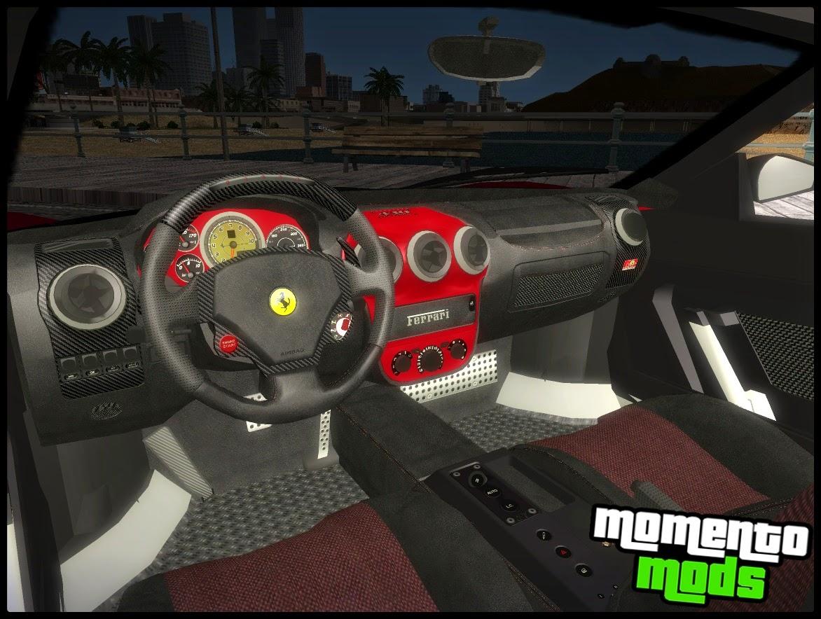 GTA SA - Ferrari F430 Scuderia M16