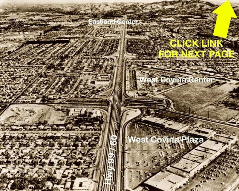 WHEN WE WERE HOME: Downtown El Monte, California 1950's