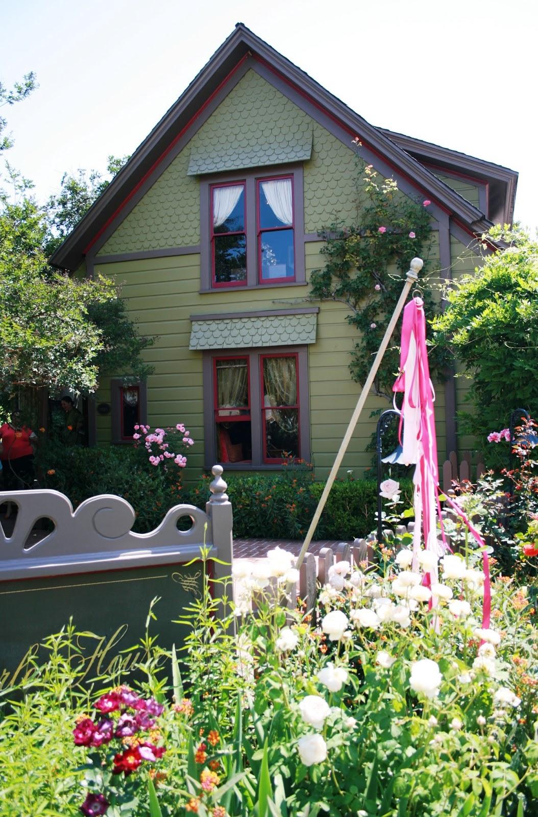 Ciao Newport Beach The Old Town Tustin Home Garden Tour