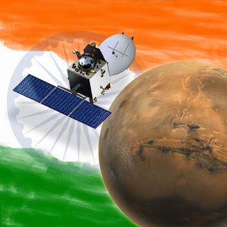 India Akan Luncurkan Wahana Pengorbit Mars