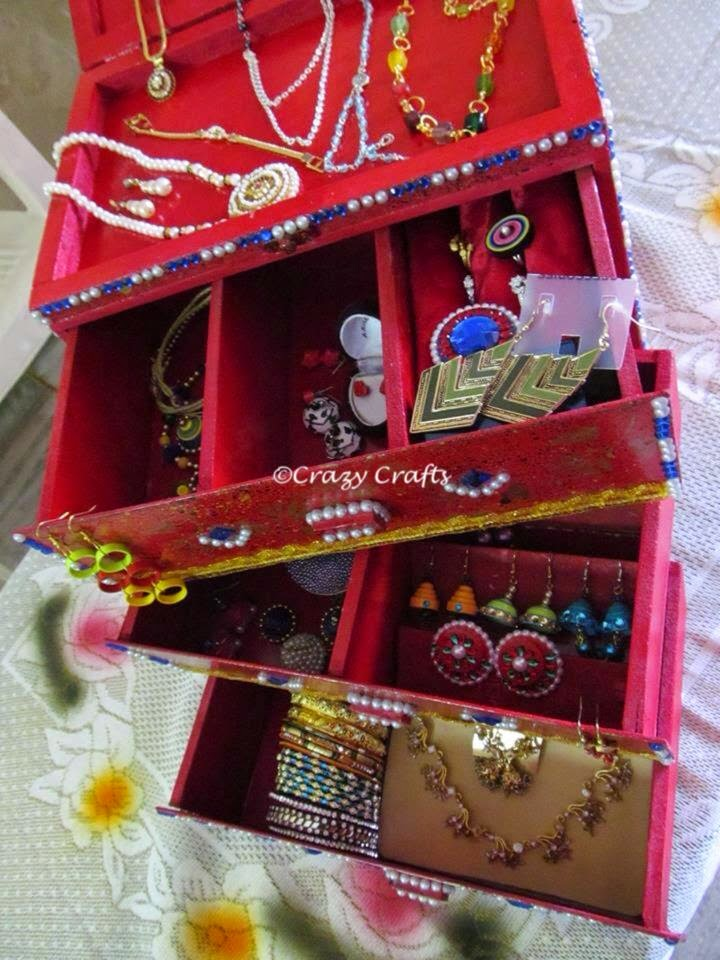 Handmade Jewelry Box