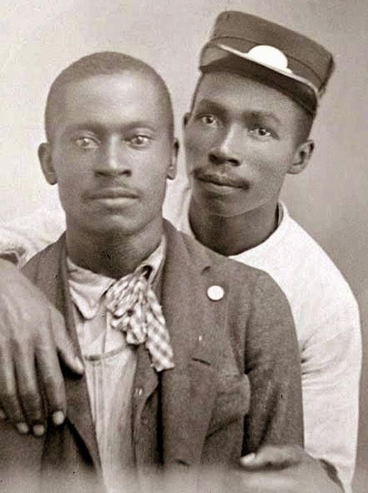 Black gay vintage