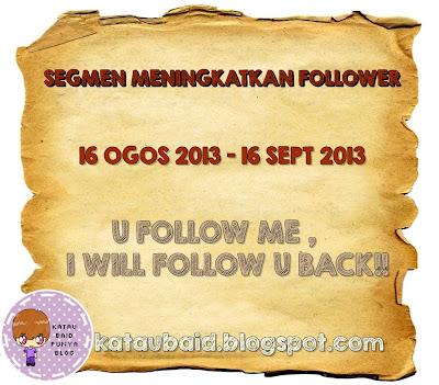 :: Segmen :: Tambah Follower dan Kawan2 Blogger.
