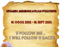 :: Segmen :: Tambah Follower dan Kawan2 Blogger.