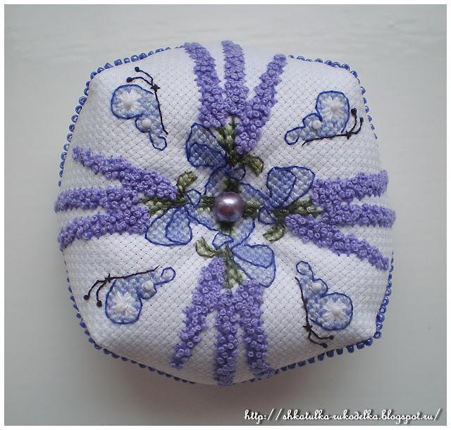 Лавандовая бискорню / Lavender
