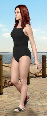 Clara com 65kg