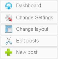 Cara Membuat Admin Bar Pada Blog