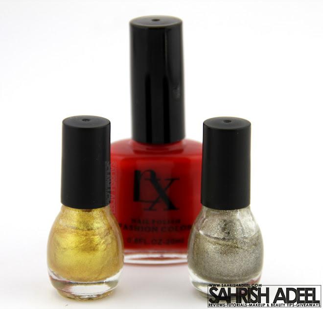 LX & No Name Brands' Nail Polishes I Love