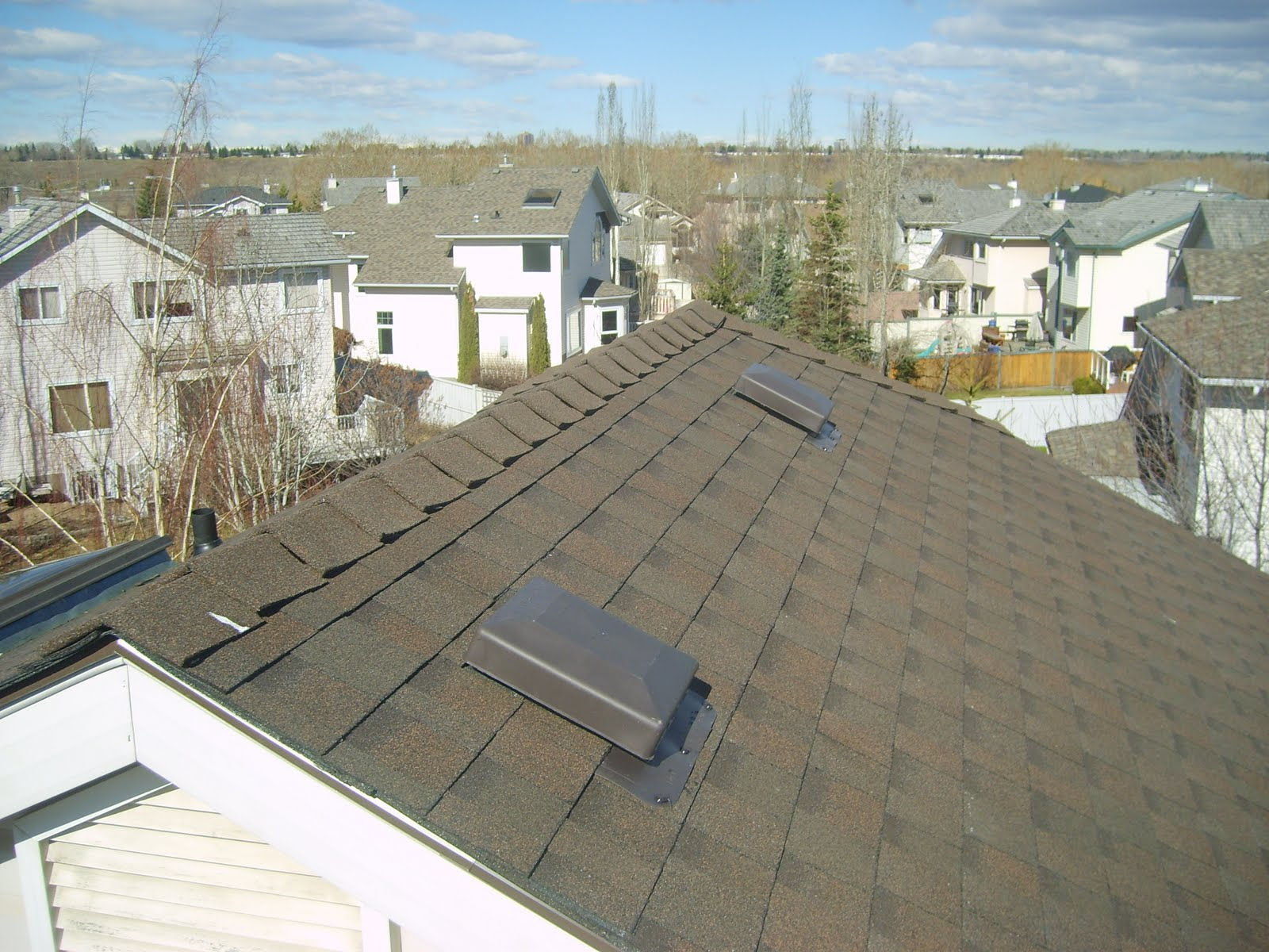 Roof Installation Method Roof Shingles #3A6F91