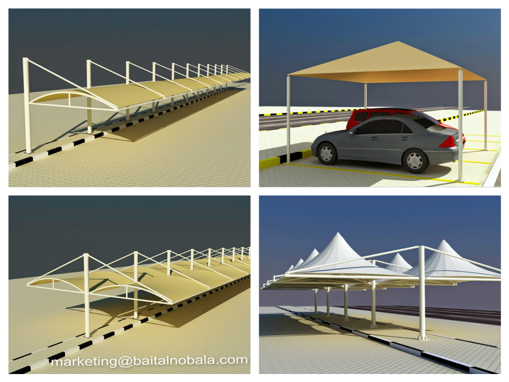 Car Parking Shade In UAE | Parking Shade In UAE