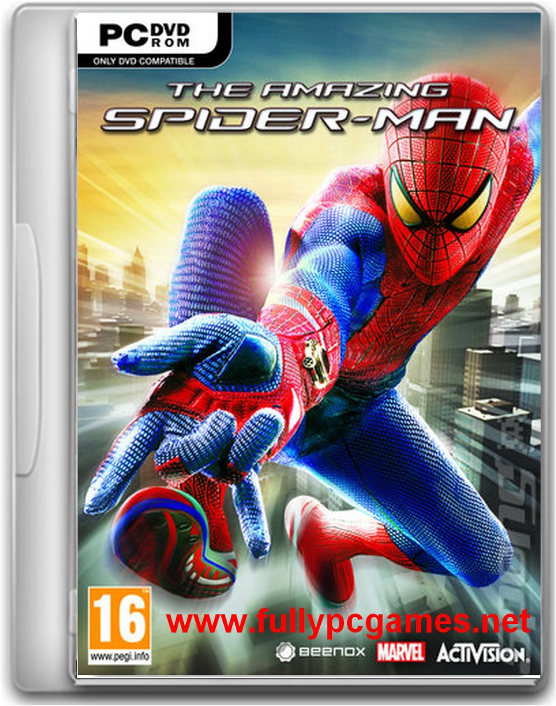 Spider-Man 2: The Game Free Download « IGGGAMES