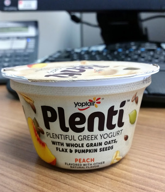Plenti Greek Yogurt by Yoplait