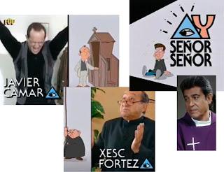Serie de Antena 3 'Ay, señor, señor' 1994