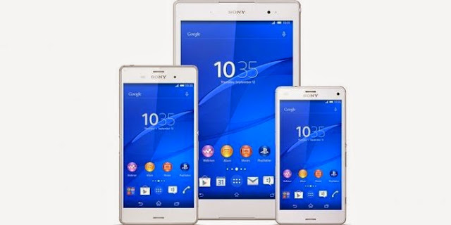 5 Tablet Paling Mumpuni Buat Main Game Sony Xperia Z3 Tablet Compact