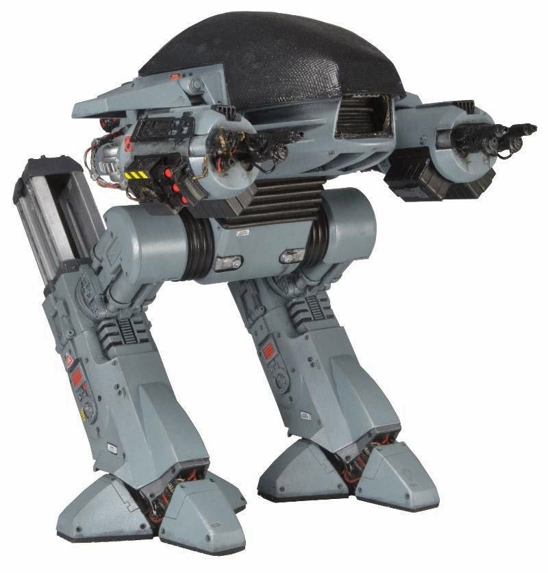 Figura Robocop Robot ED 209