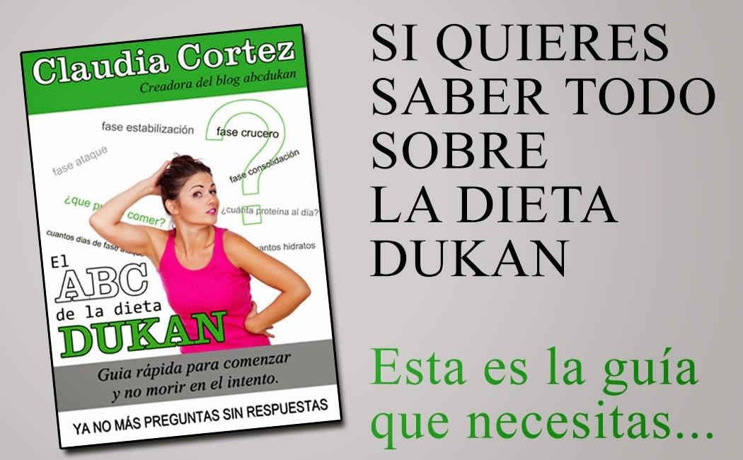libro El ABC de la Dieta Dukan