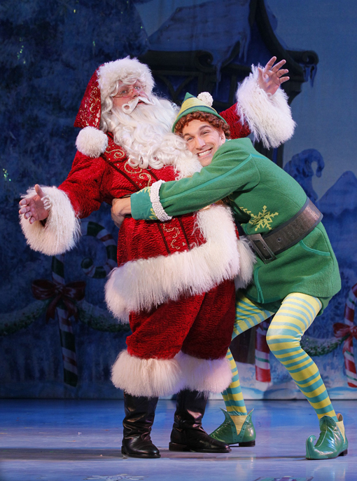 ELF The Musical On Tour | Photo by Chris Bennion