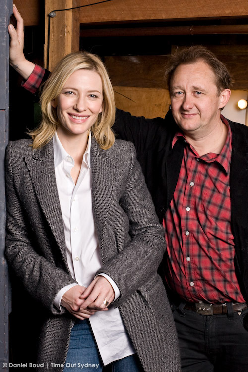 Hollywood Stars: Cate Blanchett With Her Husband Andrew ... Cate Blanchett Husband