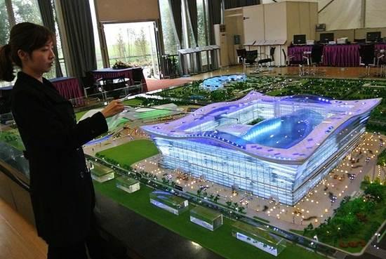 model-bangunan-terbesar-dunia