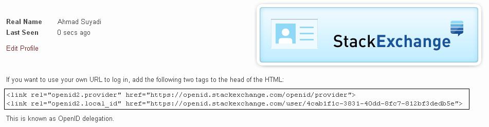 Cara Mengatasi OpenID yang Error dengan Stackexchange