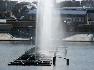 Вінницький фонтан Відкриття 2012