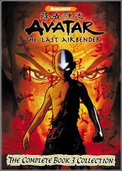 Download – Avatar: A Lenda de Aang – Livro 3: Fogo – DVD-R – Dual Áudio