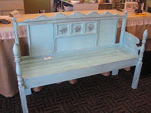 Chippy Bench~ SOLD