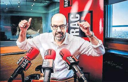 LA RADIO, MUY POLARIZADA EN CATALUÑA