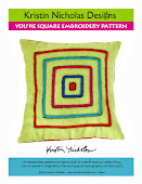 You're Square Embroidery PDF