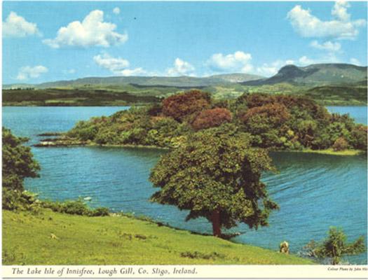 lake isle of innisfree an