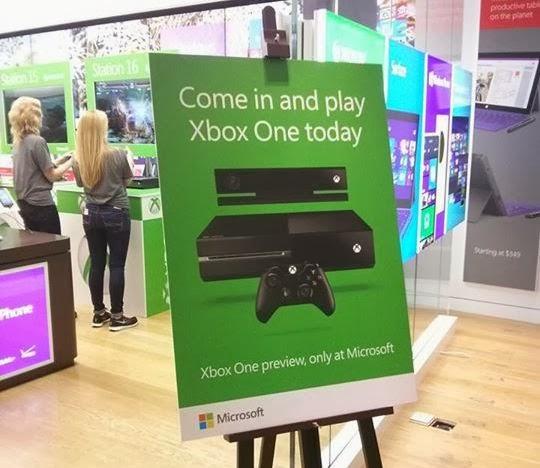 Xbox One será lançado em todo o mundo e o Blast está nos Estados Unidos para conferir XBO+Pablo+1