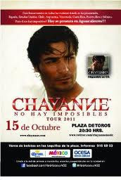 Chayanne 15-10-2011