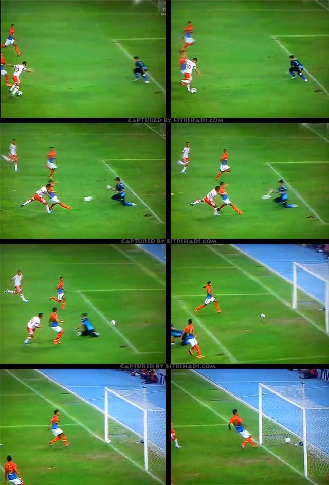 video gol pertama kelantan nur farhan johor jdt final FA