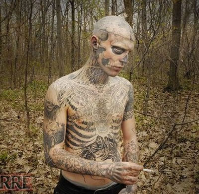 Tonikum Bayer: Ideas for tattoos for guys