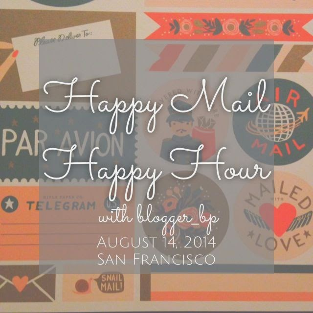 Happy Mail Happy Hour