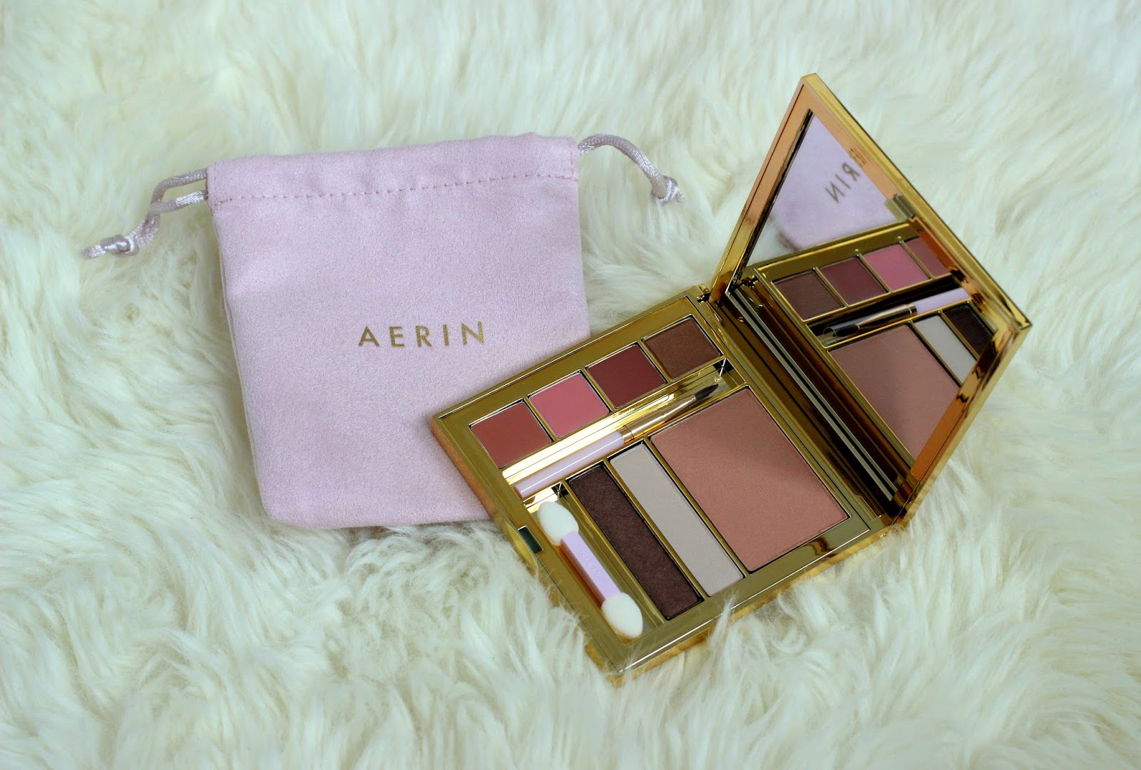 Aerin Weekend Palette review