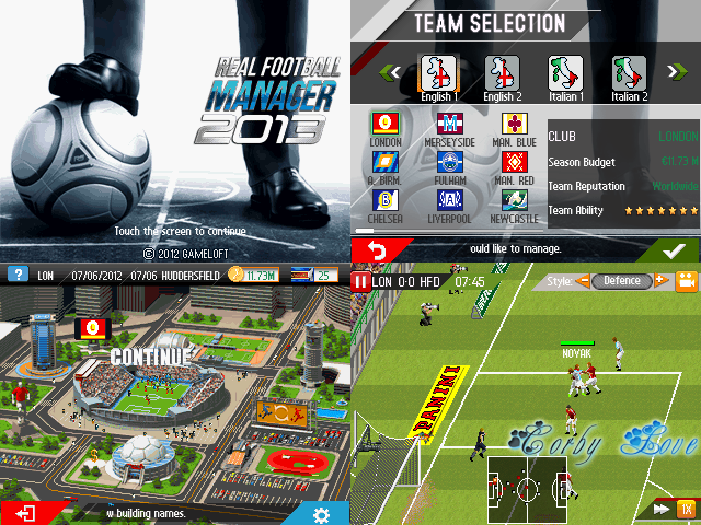 Real Football Manager 2013 240