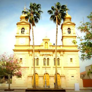 Igreja Matriz de São Sebastião, em Bagé.