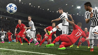 Game PES 2016 Reloaded Full Version-Screenshot