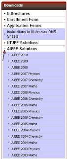 JEE Main 2013 Sample Papers Free Download