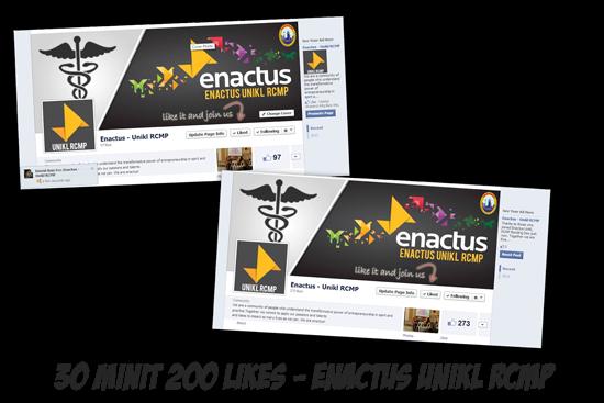 Rahsia Facebook Fanpage dapat 200 likes dalam 30 minit - Sifu Blogspot