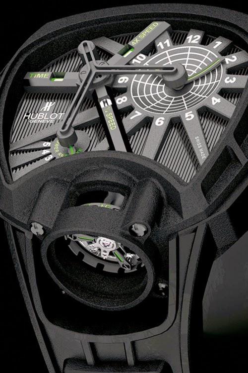 những chiếc đồng hồ sang trọng hãng hublot