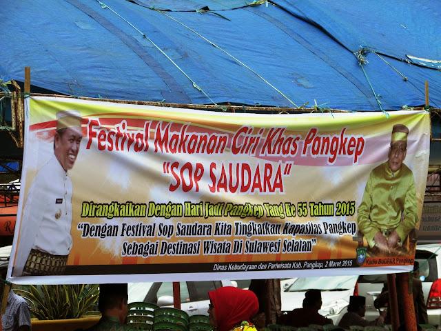 Foto Festival SOP Saudara Pangkep