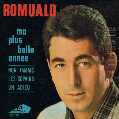Romuald - Dis Un Petit Mot - Le Soleil Des Hommes