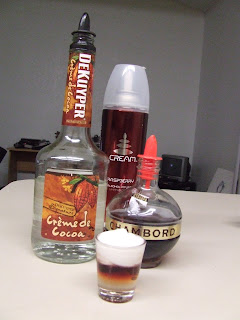 alcohol whipped cream