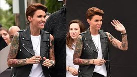 Ruby Rose dans Extra