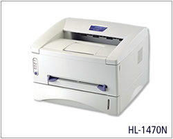 How to set up Brother HL-1470N printer drivers without setup disk