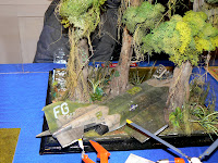 McDonnell Douglas F-4 Phantom II accidentat.